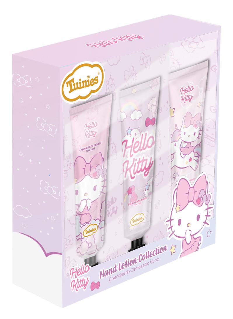 Set Crema X3 Kitty(Colección De Cremas Para Manos 70ml)