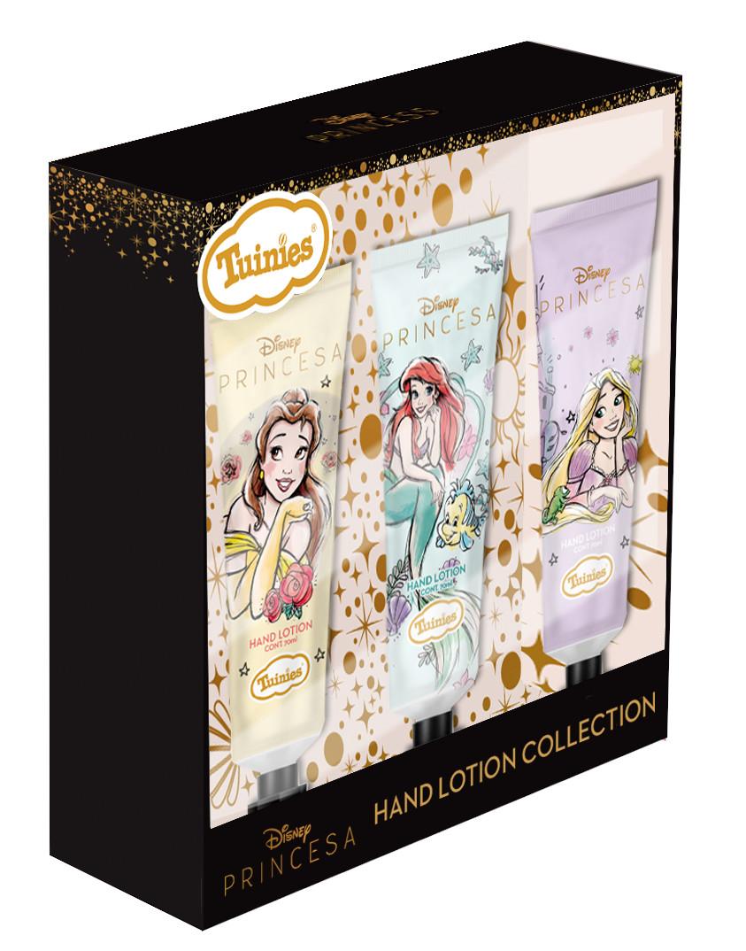 Set Crema X3 PRINCESAS(Colección De Cremas Para Manos 70ml)