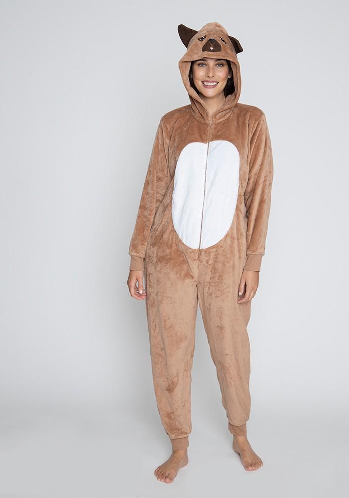 Pijama Dama Coral Fleece 60.1296