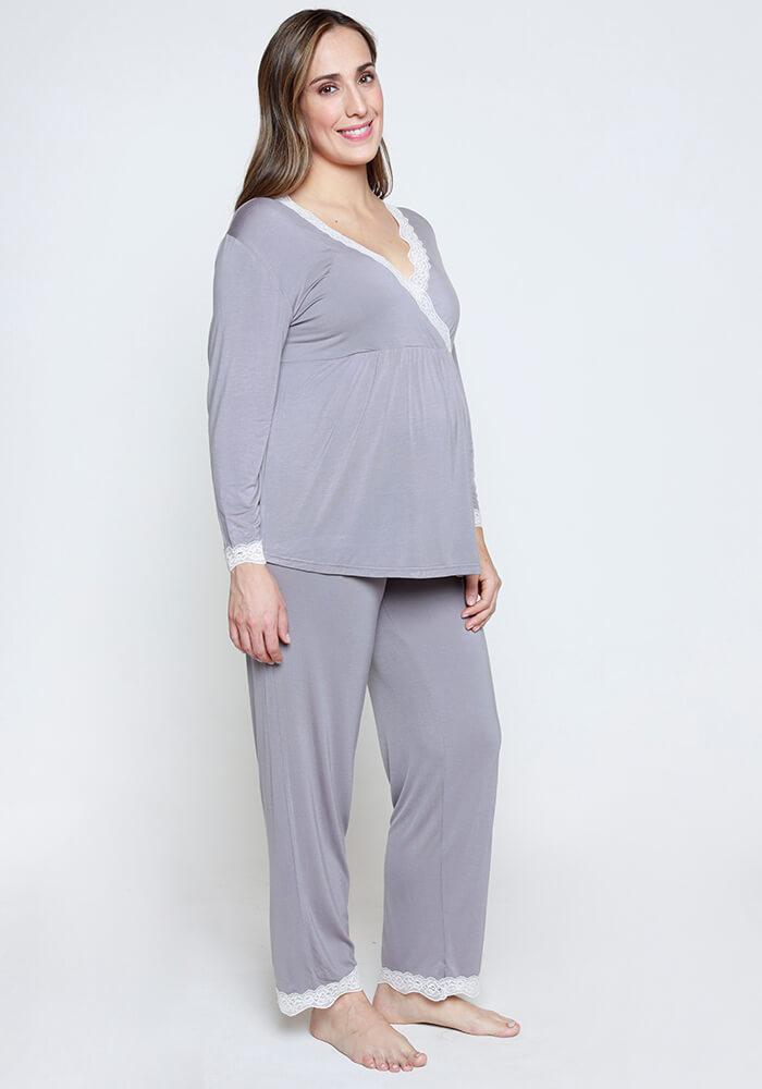 Pijama Dama 60.1345 Viscosa