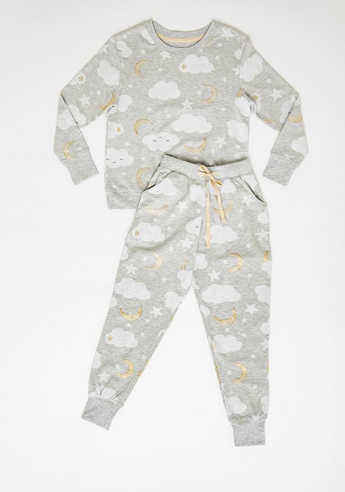 Pijama Niña 63.1308 Algodón