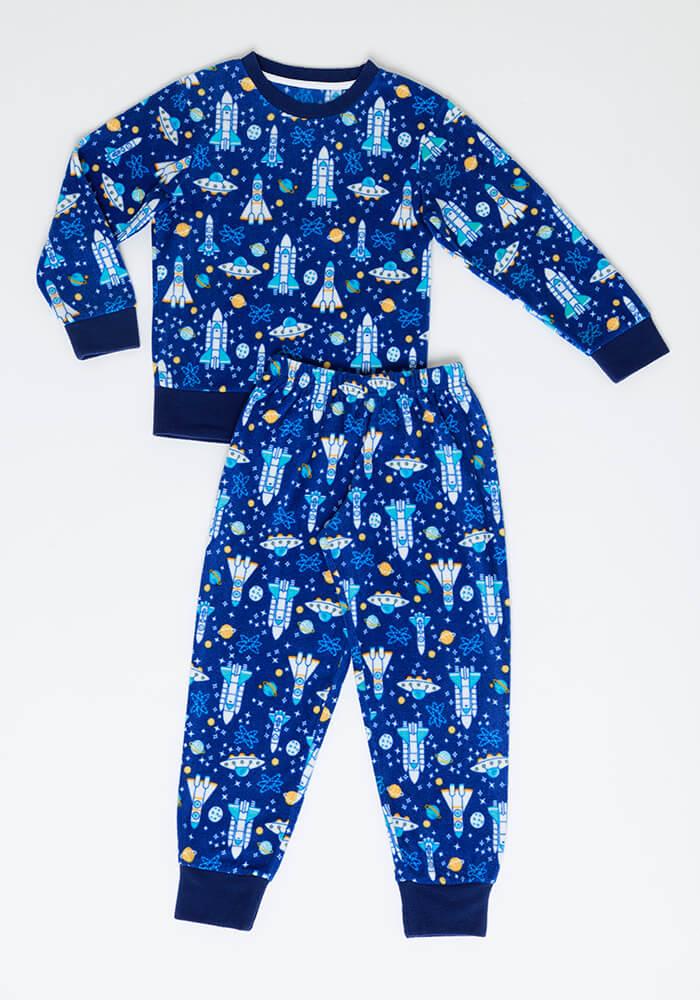 Pijama Niño 64.1162 Polar