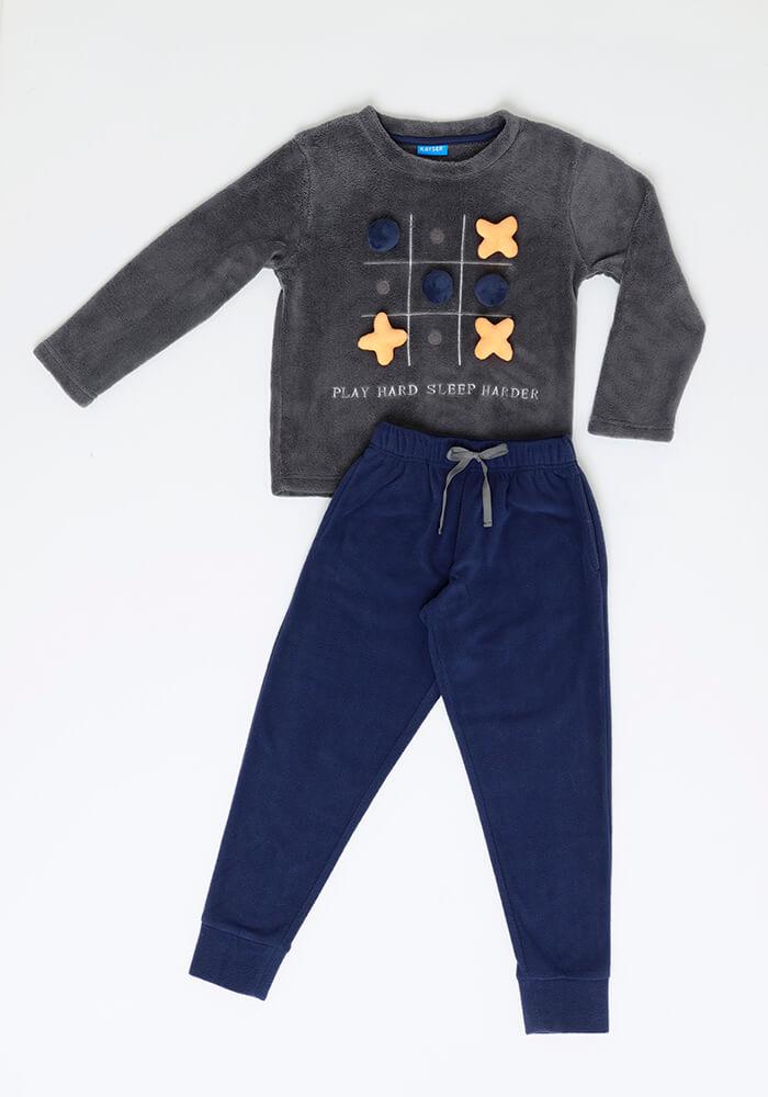 Pijama Niño 64.1165 Coral Fleece