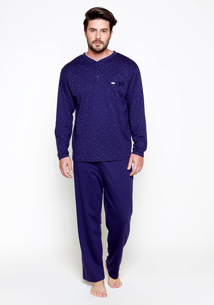 Pijama Caballero 67.1141 Algodón