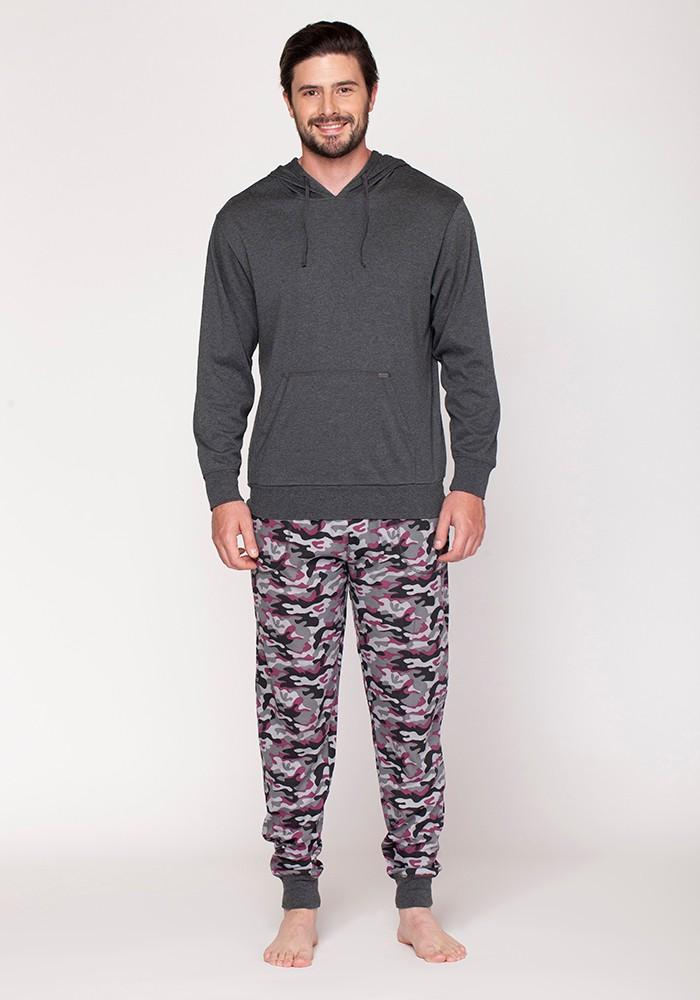 Pijama Caballero 67.1149 Algodón