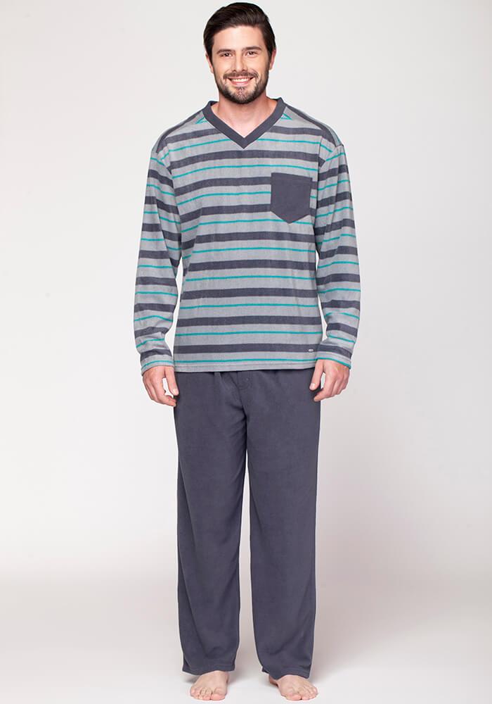 Pijama Caballero 67.1152 Polar