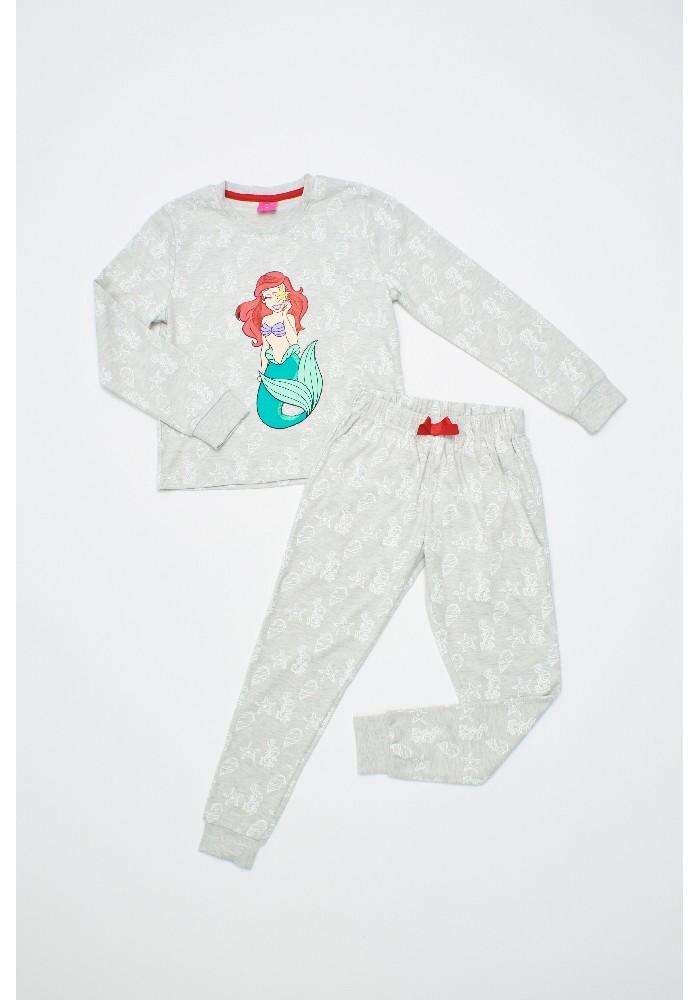 Pijama Niña D6321 Algodón