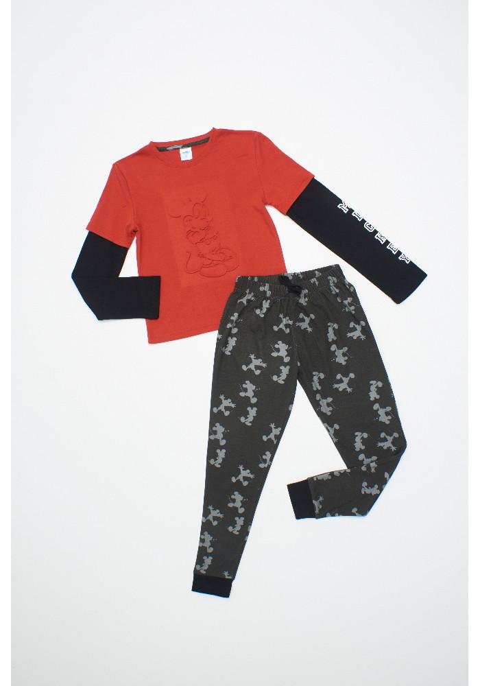 Pijama niño D6421 Algodón
