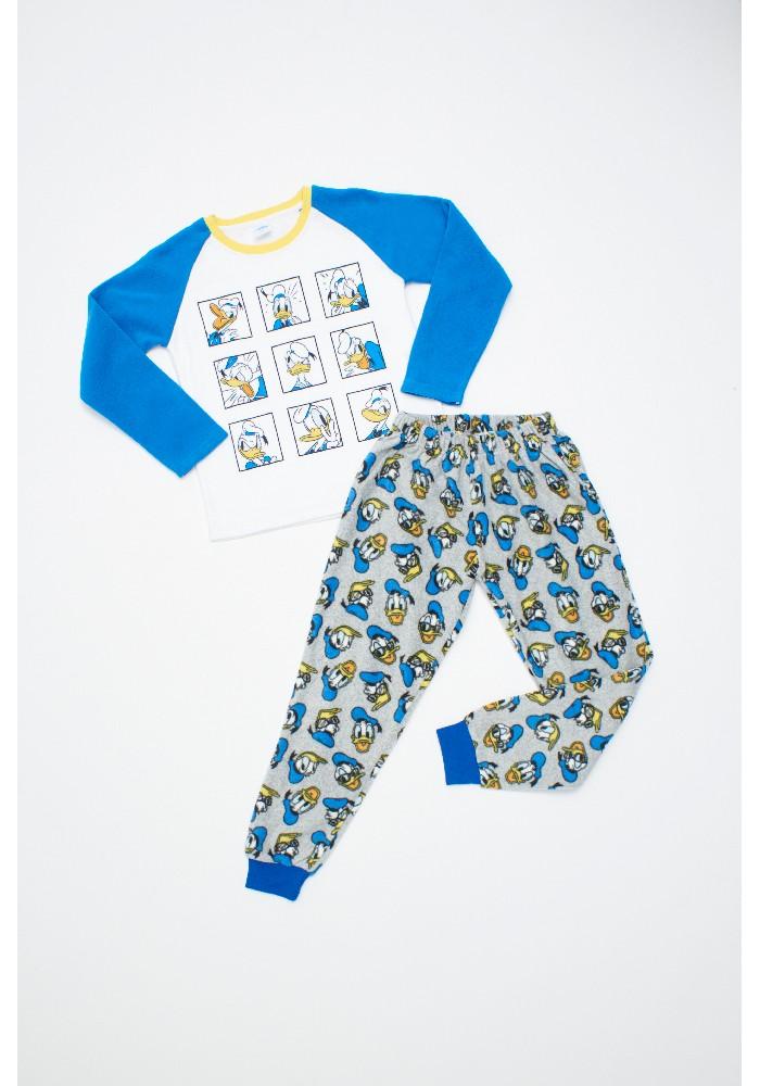 Pijama niño D6424 Polar