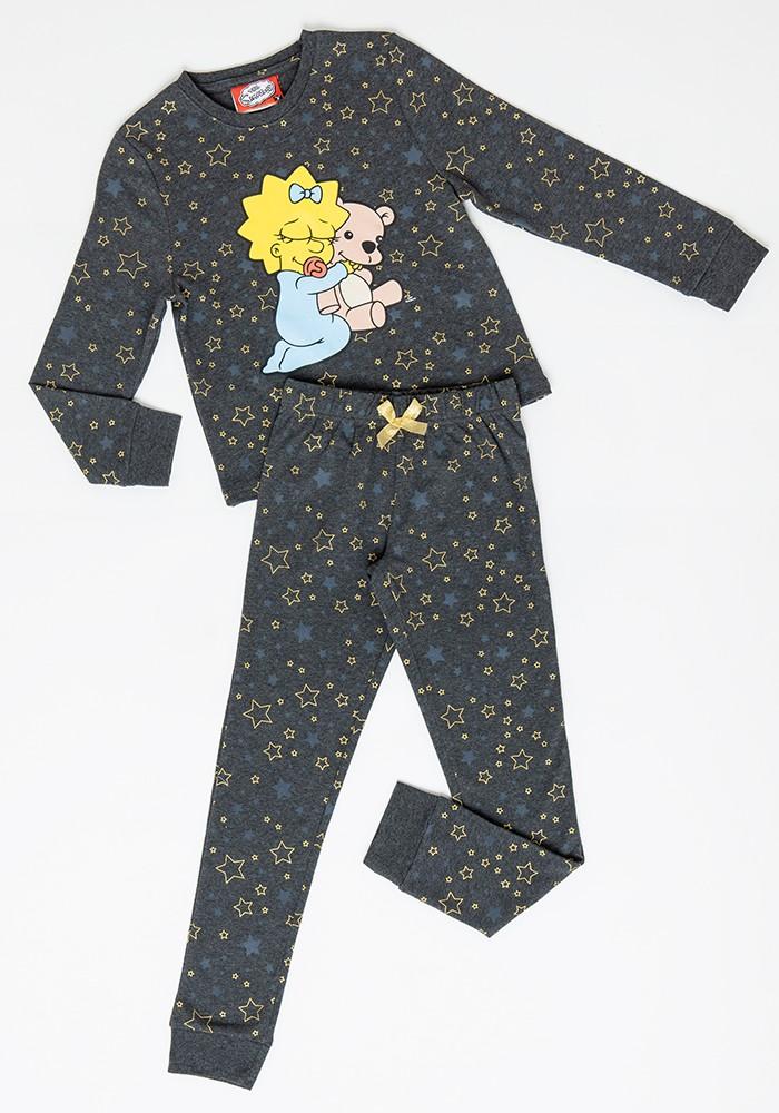 Pijama Niña S6353 Algodón
