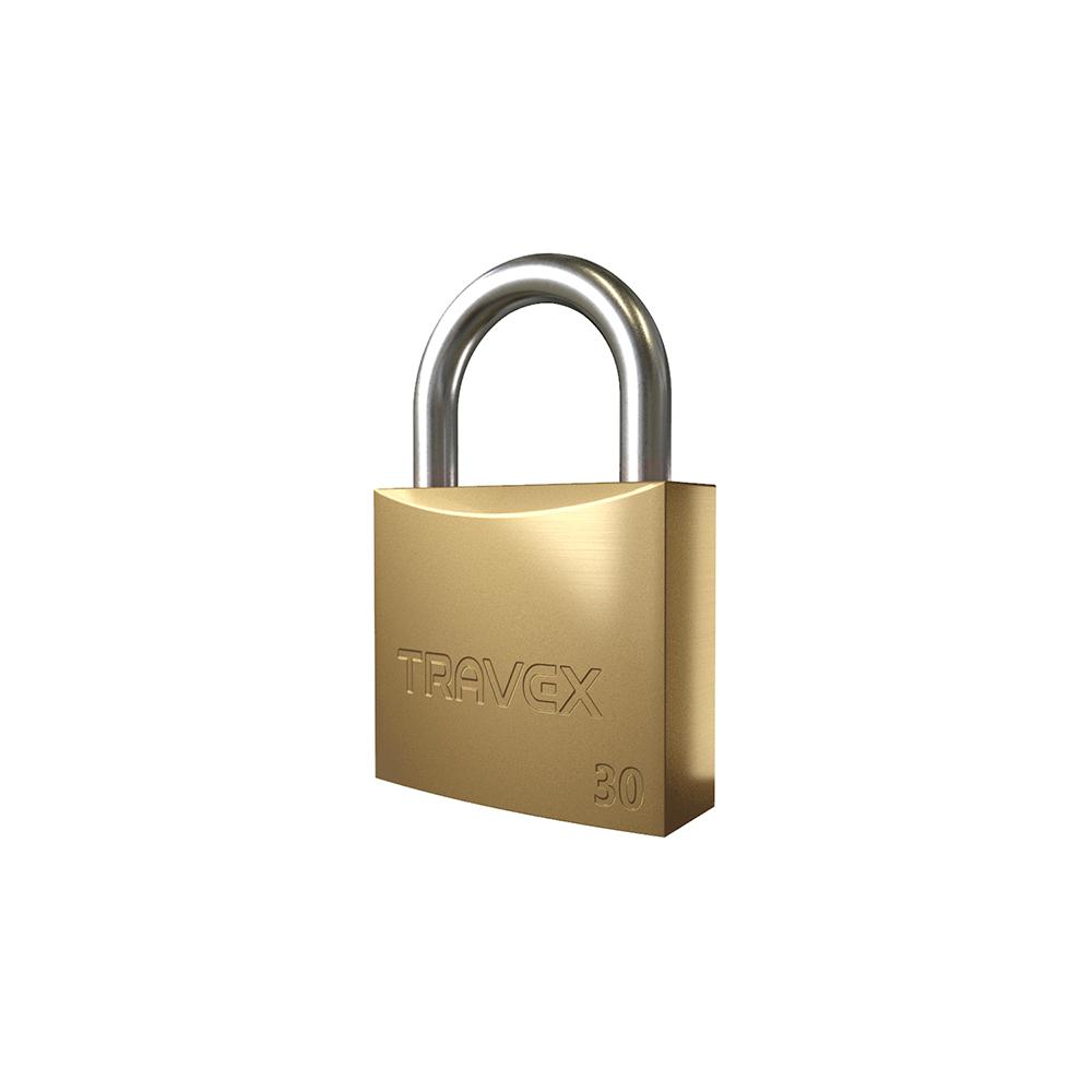 Candado de Seguridad 30 - Travex