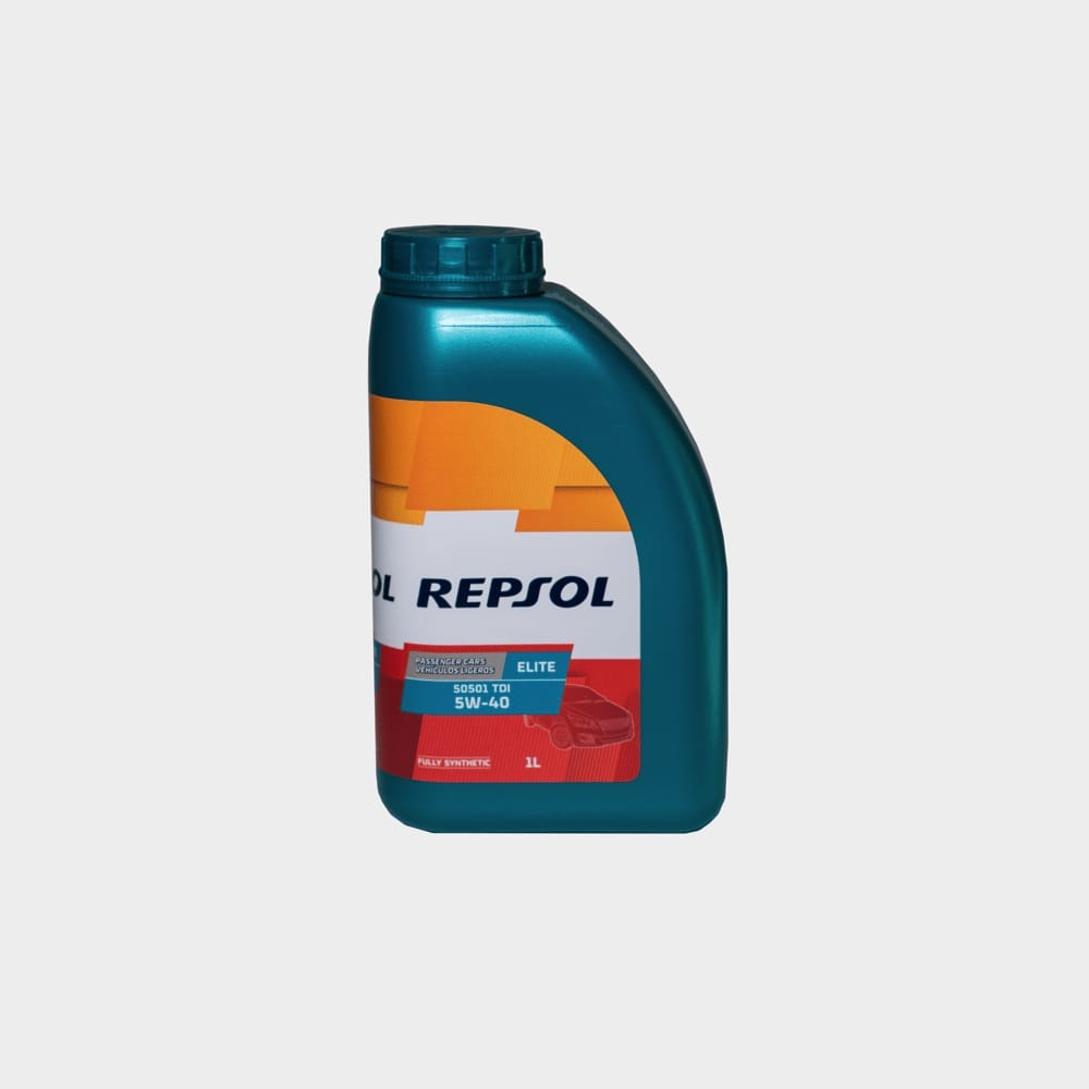 REPSOL ELITE TDI 5W40 1 LT