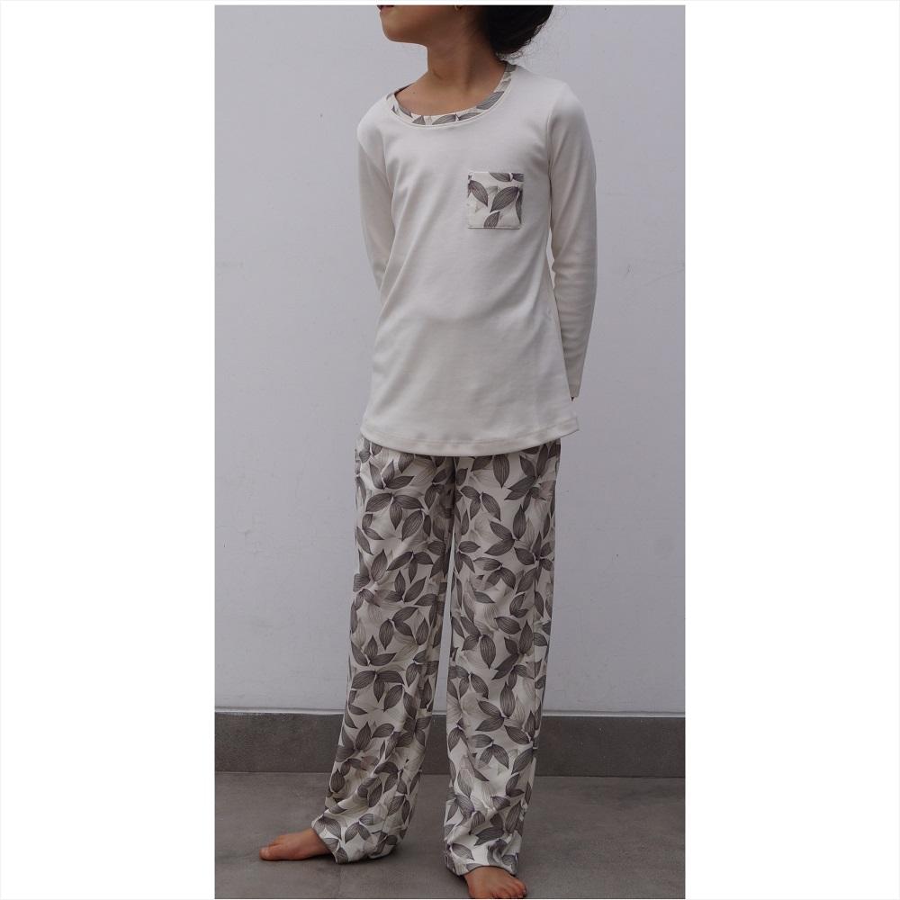 Pijama Georgine print OI21*Más colores disponibles