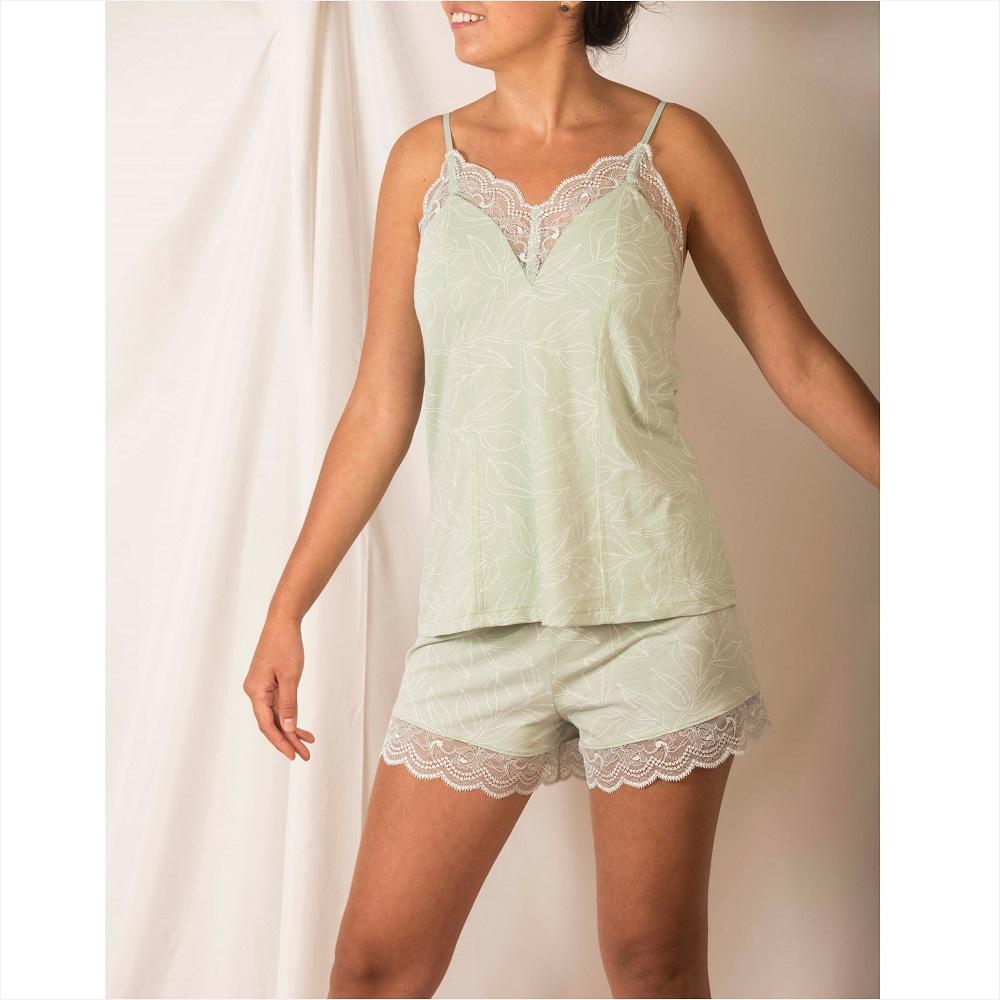 Pijama Lis print*Más Colores Disponibles