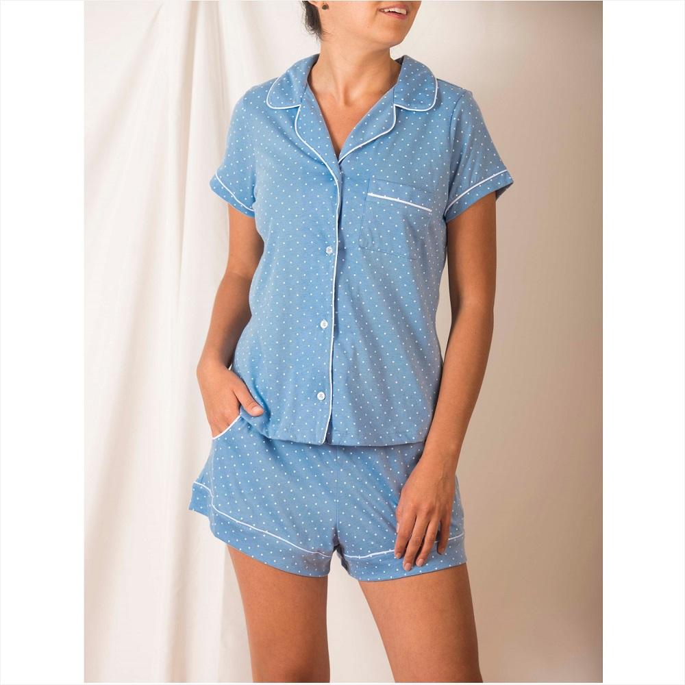 Pijama Azucena print*Más Colores Disponibles