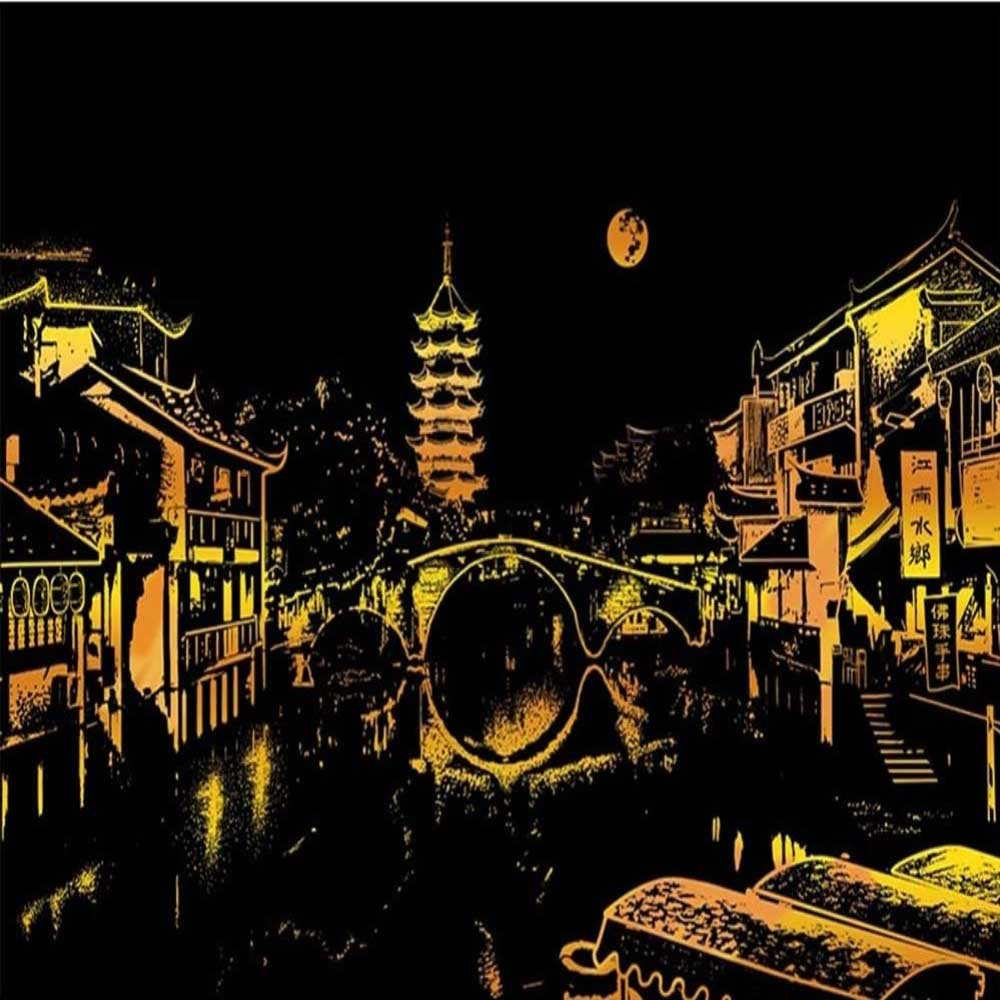 Ciudad Antigua-China