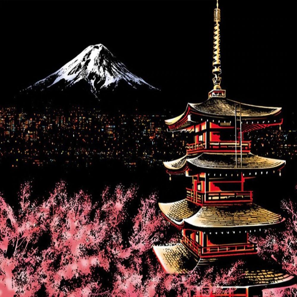 Monte Fuji-Japón