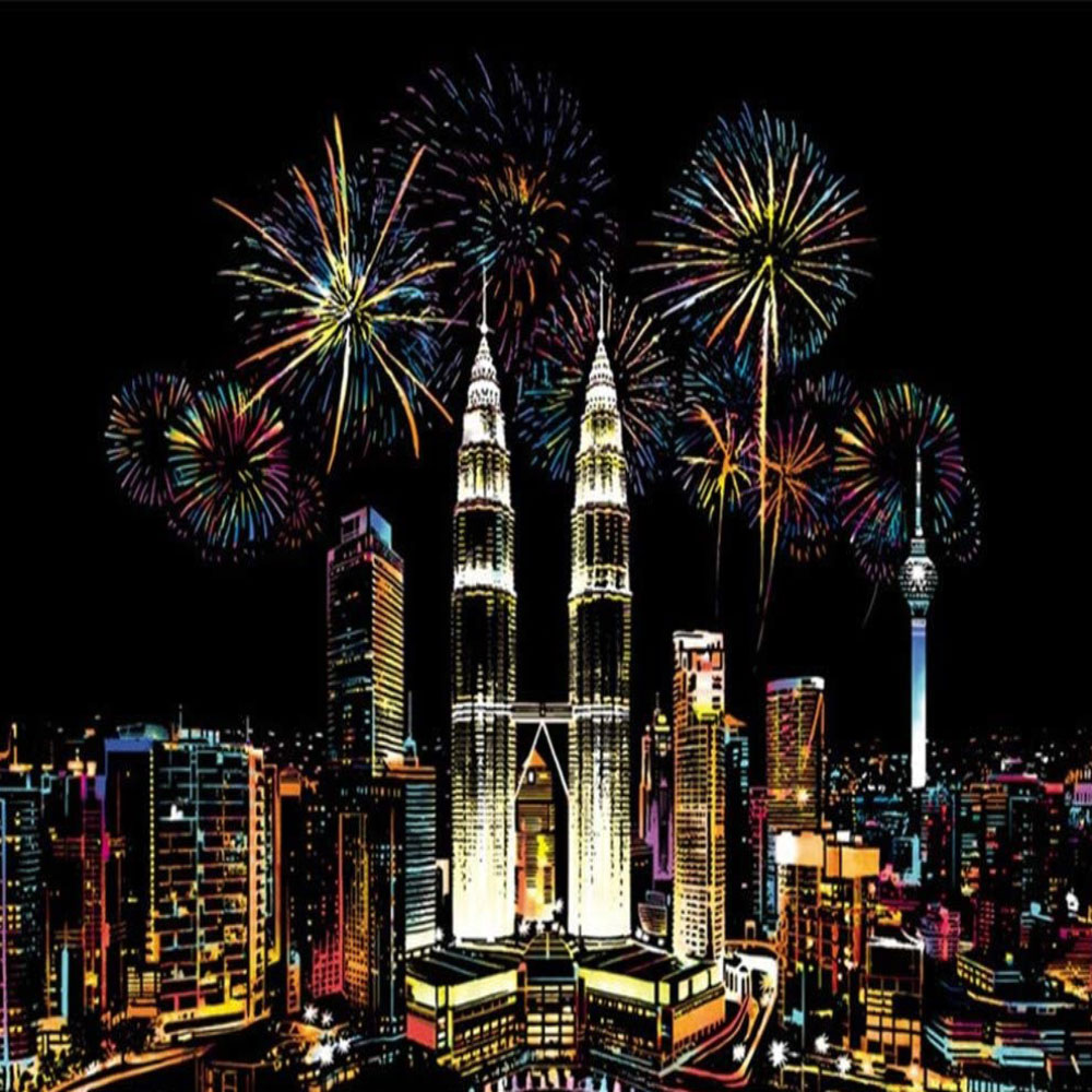 Torres Petronas-Malasia