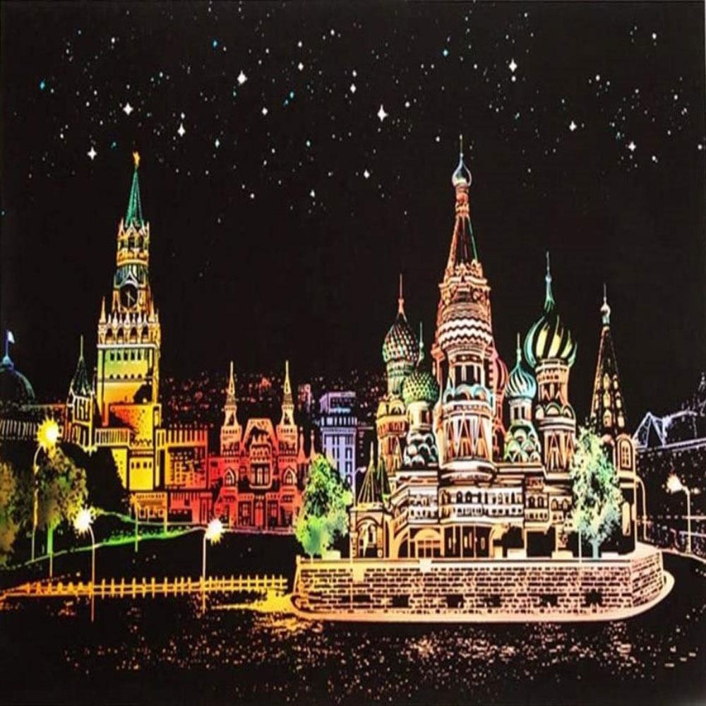 Plaza Roja-Rusia
