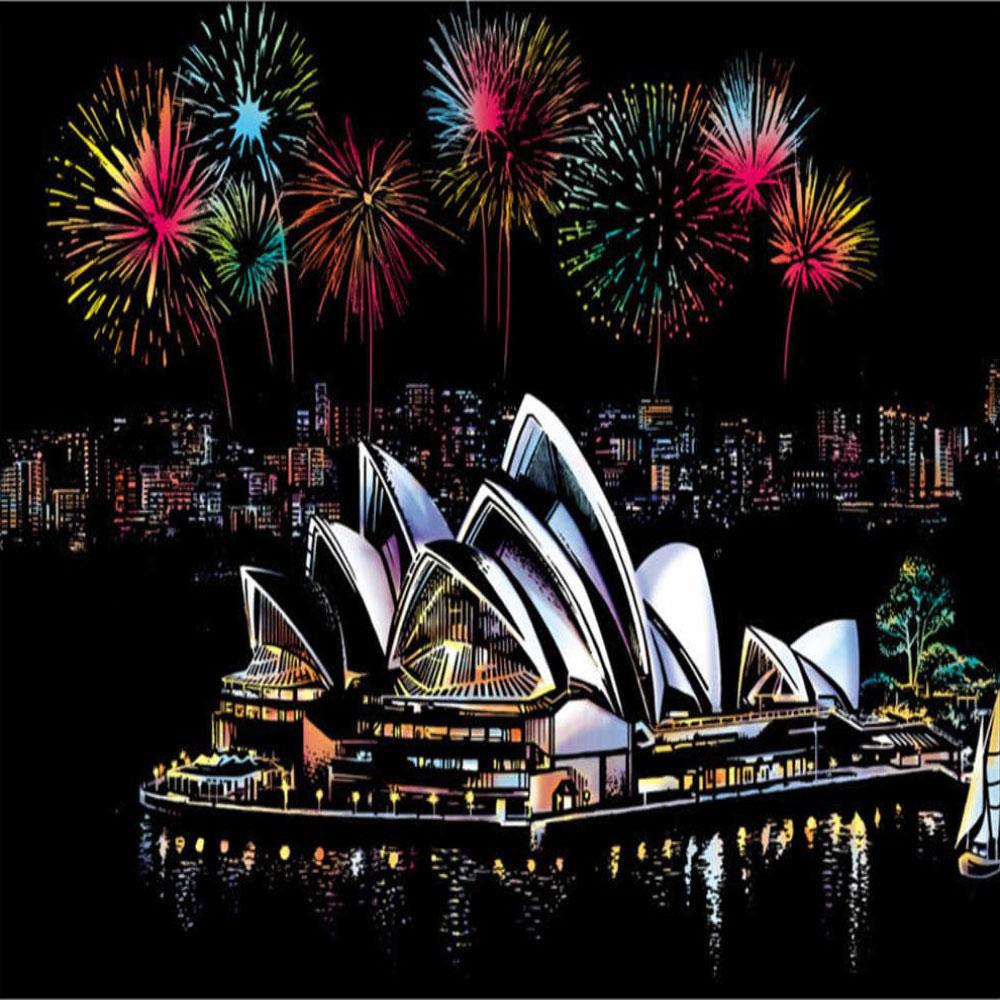 Casa de Opera de Sydney-Australia