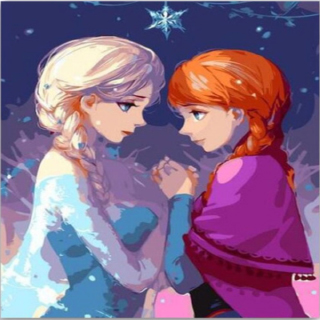 Frozen - Painting by Numbers