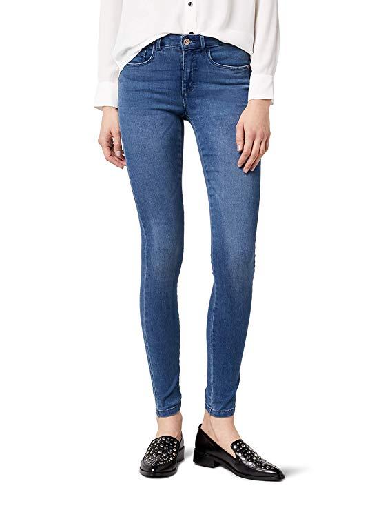 Onlroyal Reg Skinny Jeans - Mujer