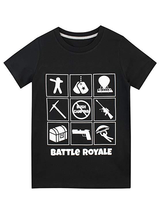 Royale Camiseta para niño Gaming