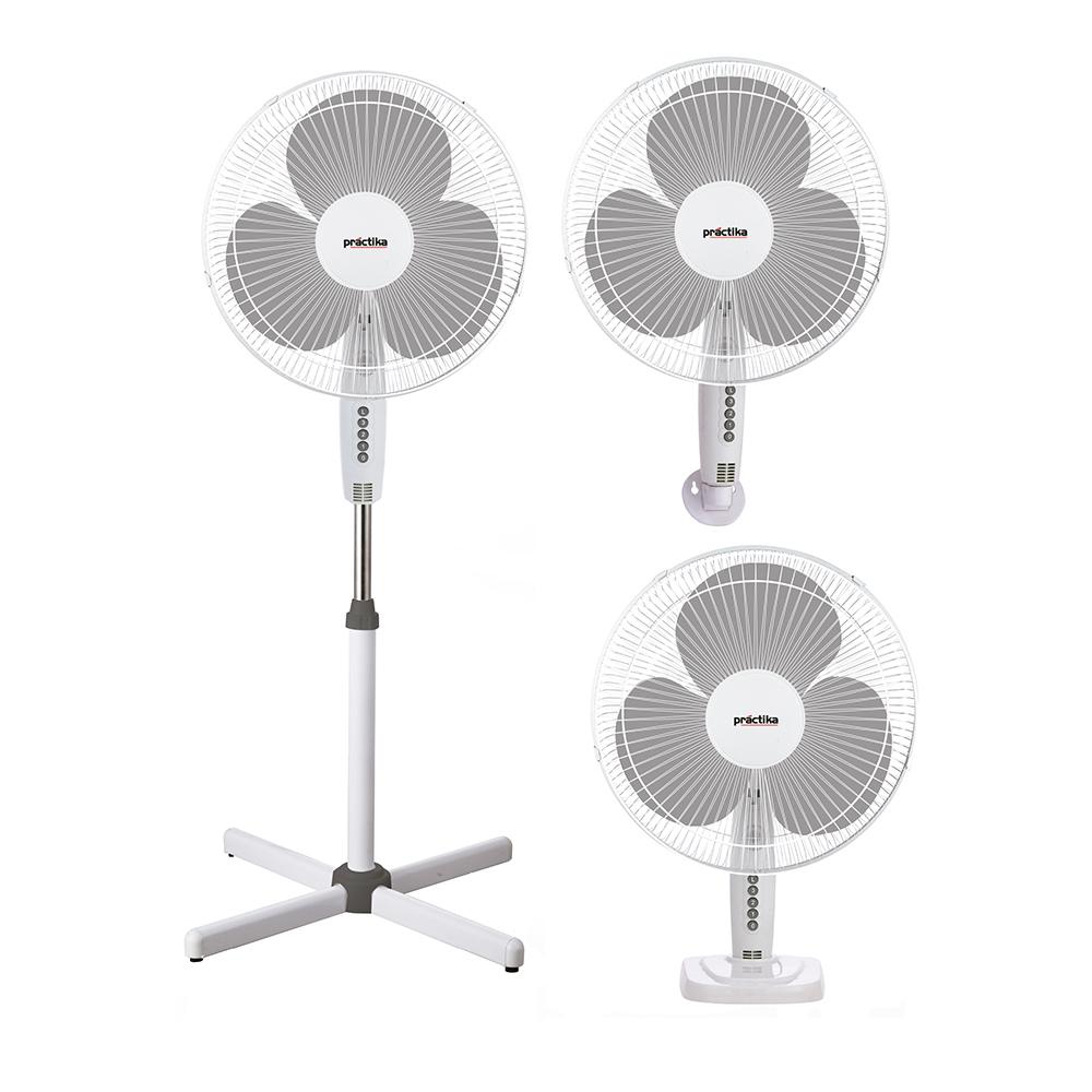 Ventilador 3 en 1 Practika Altea 3 en 1 45W
