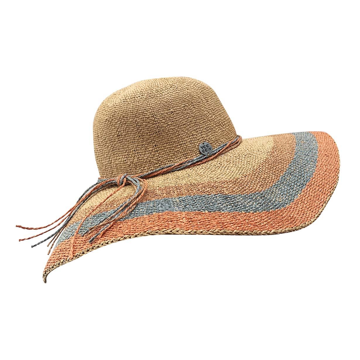 VEECE NAVY BEACH HAT Y21GHAVEEC4