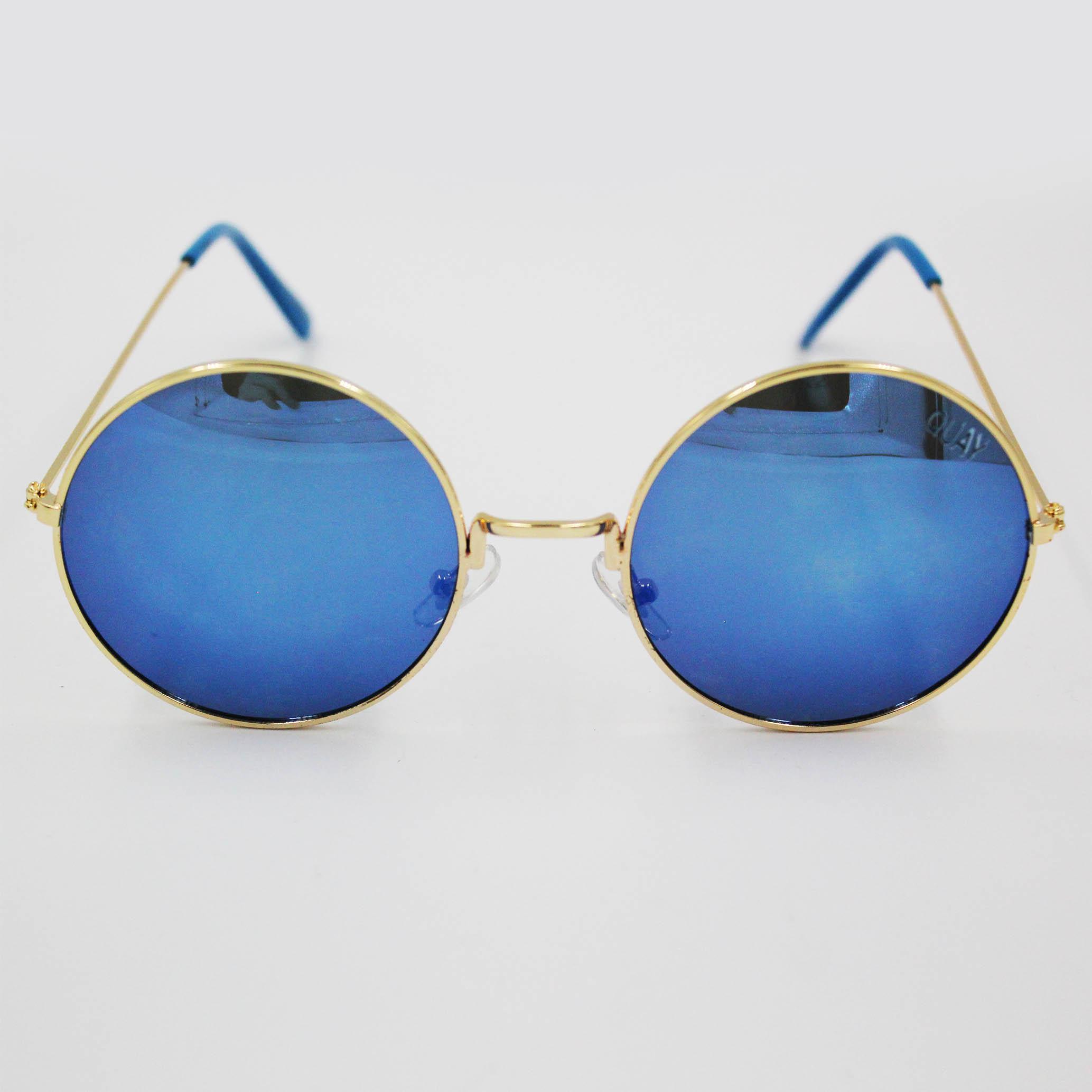QUAY AUSTRALIA 3129 BLUE SUNGLASSES