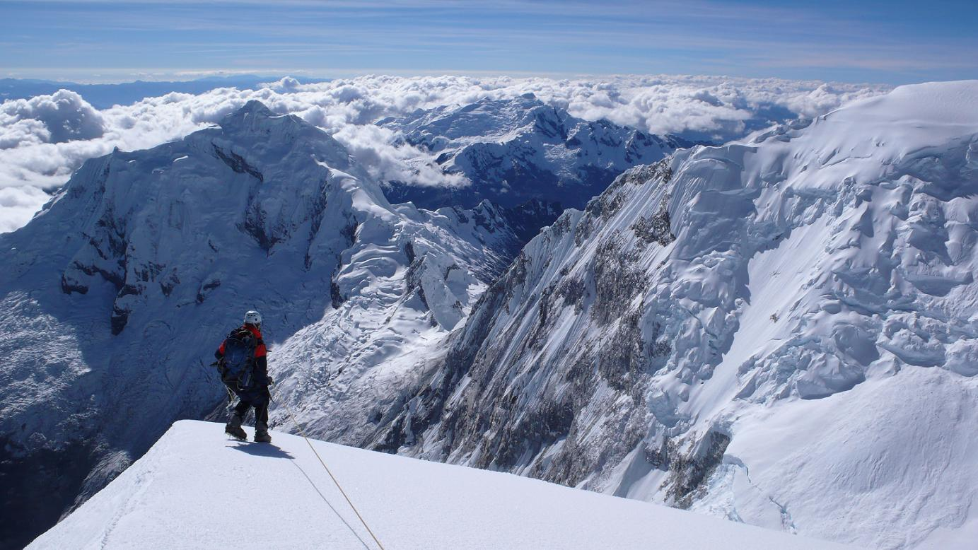 Las 11 montañas más altas del Perú