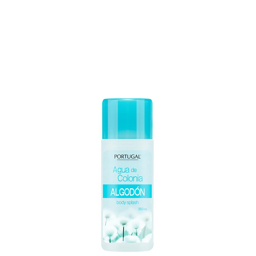 Agua de Colonia Algodón x 250ml Portugal Cosmetics