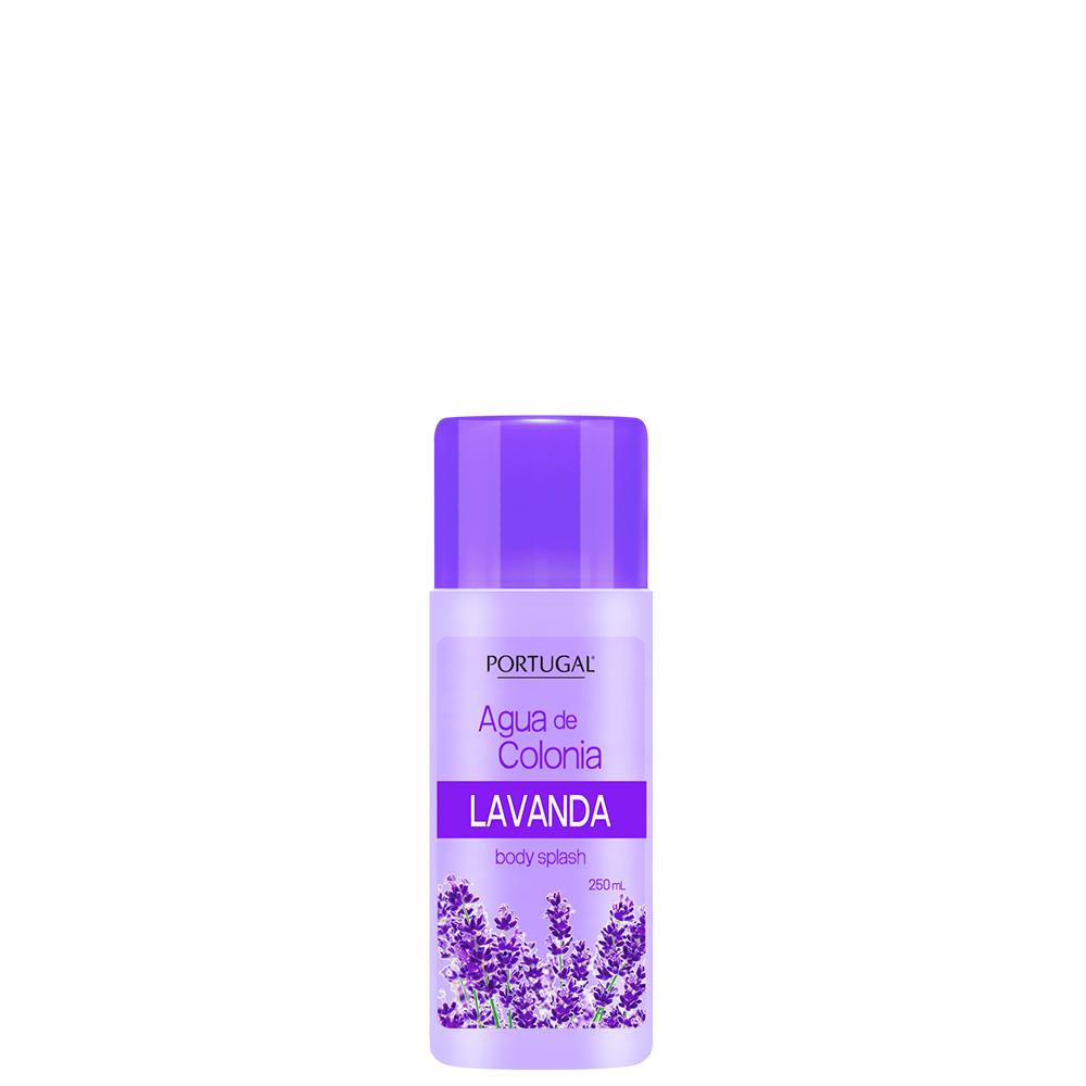 Agua de Colonia Lavanda x 250ml Portugal Cosmetics