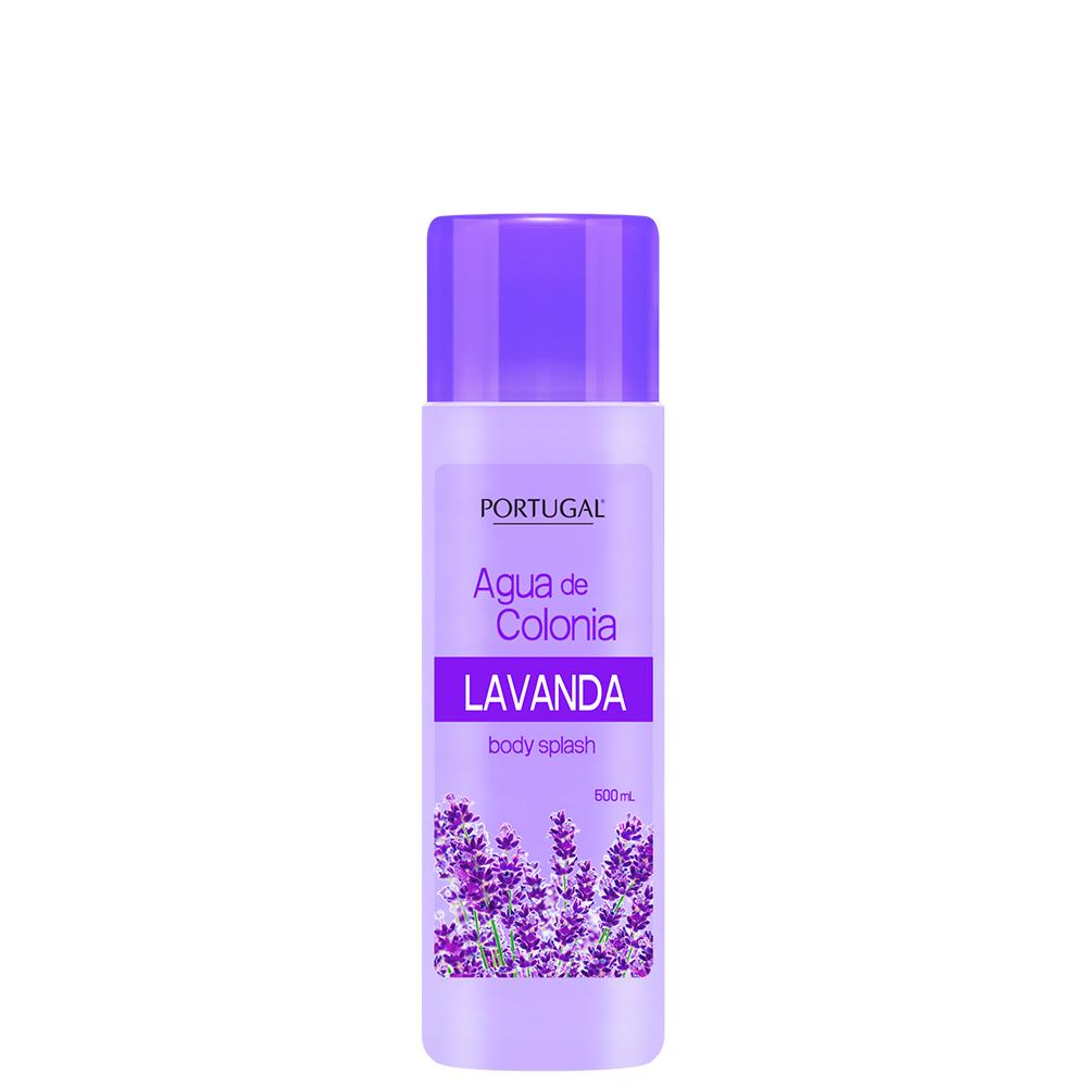 Agua de Colonia Lavanda x 500ml Portugal Cosmetics