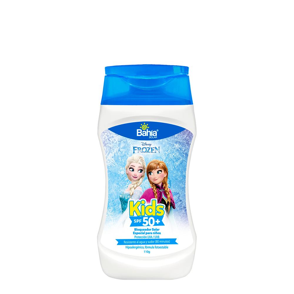 Bloqueador Bahía Kids SPF 50 + Frozen x 110g