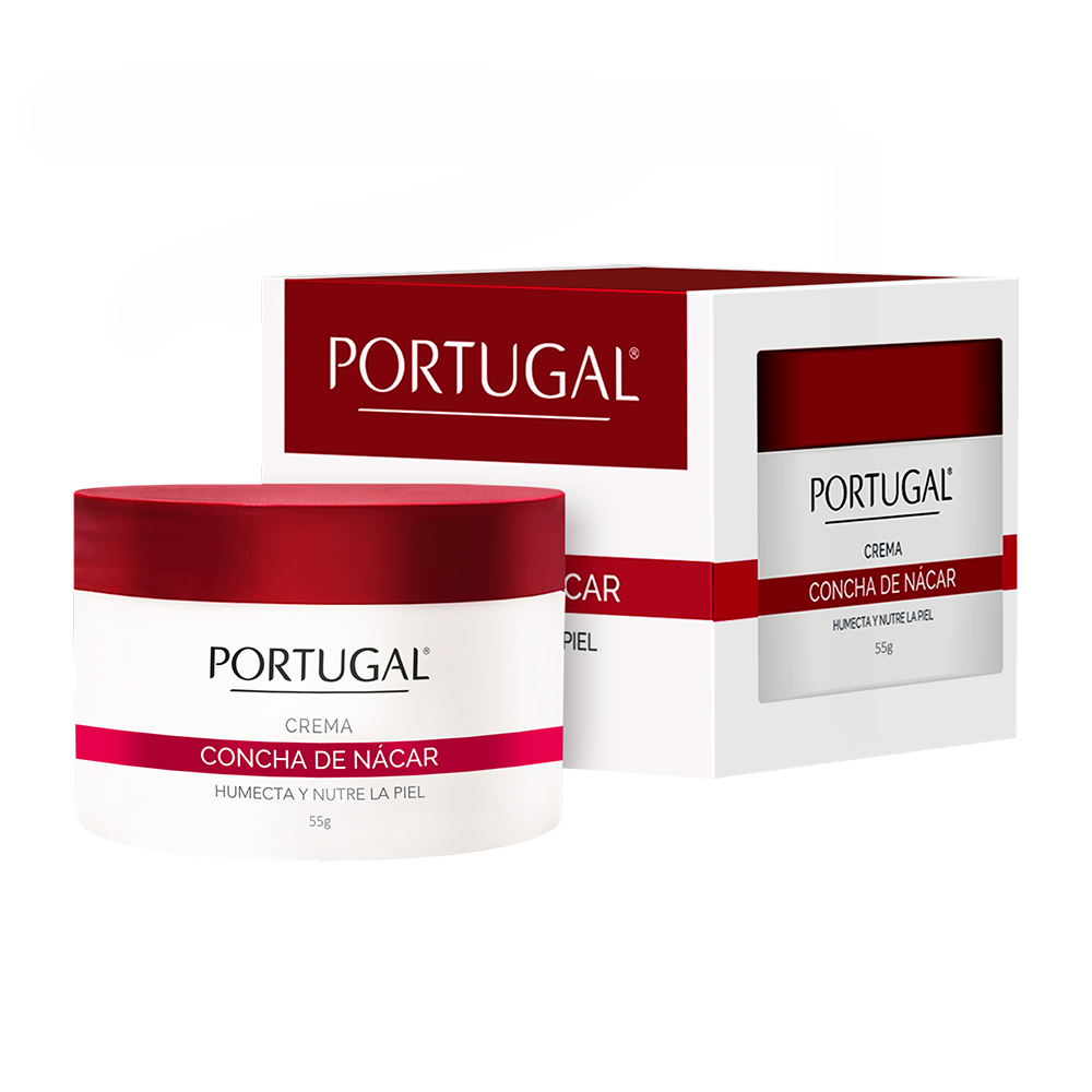 Crema Concha de Nácar x 55g Portugal Cosmetics