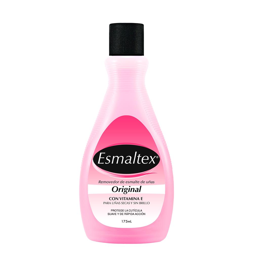 Removedor de esmalte Exmaltex Original con Vitamina E x 175ml Portugal Cosmetics