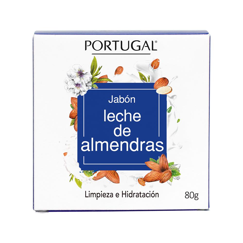Jabón Leche De Almendras x 80g Portugal Cosmetics