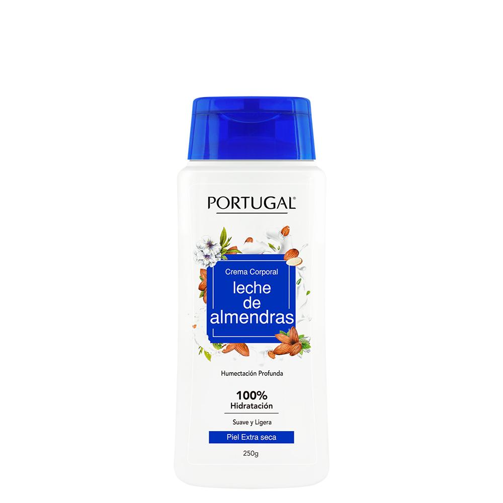 Crema Leche de Almendras x 250ml Portugal Cosmetics