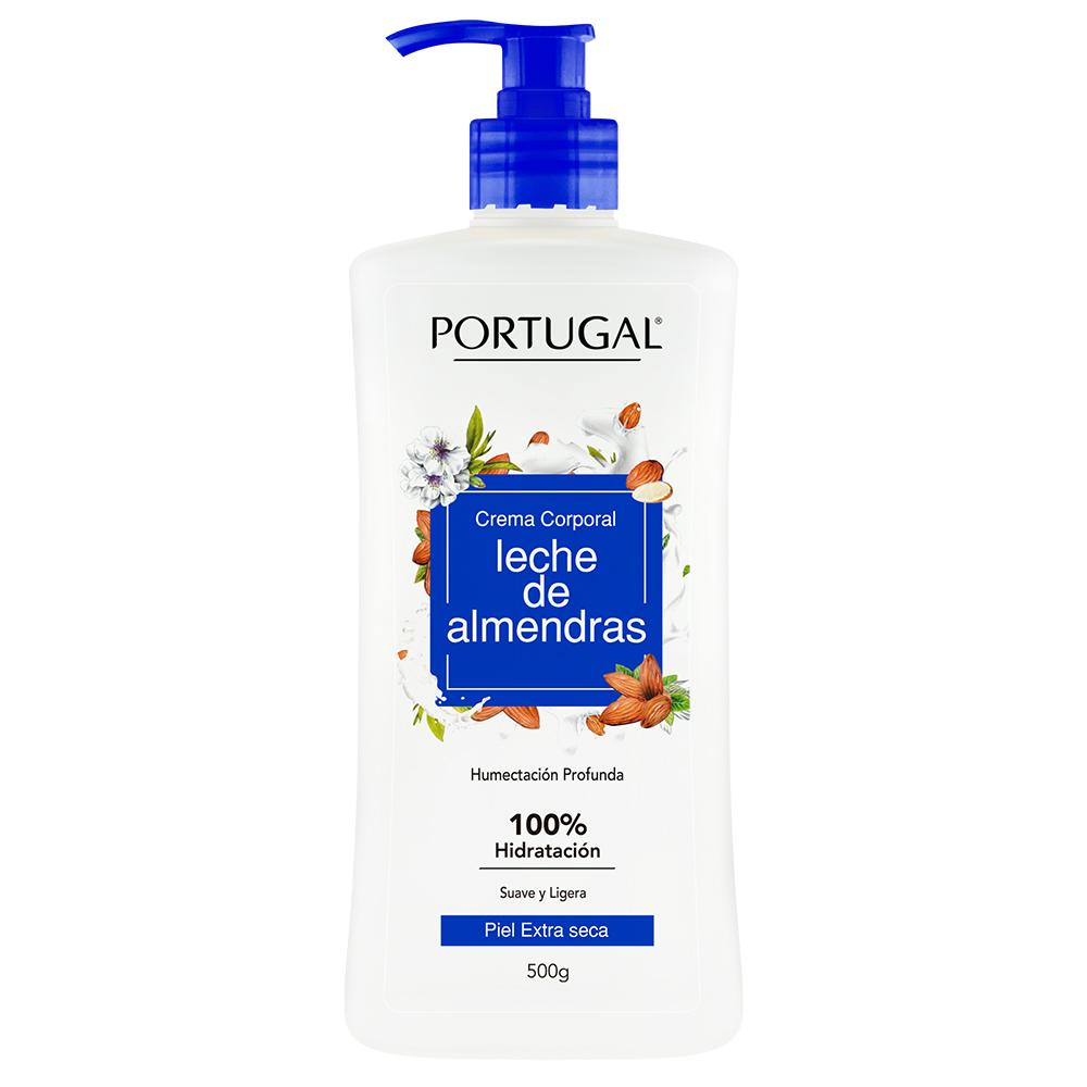 Crema Leche De Almendras x 500g Portugal Cosmetics