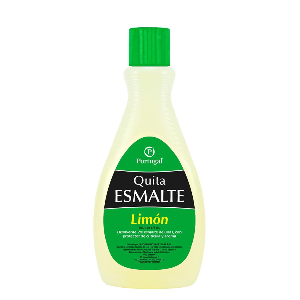 QUITAESMALTE PORTUGAL LIMON 175 ML