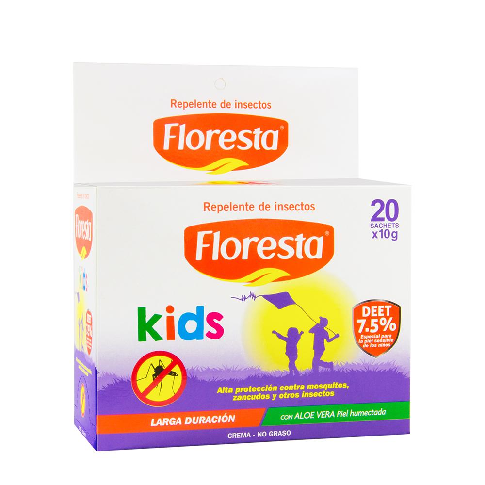REP FLORESTA EXTREMO KIDS 10 G C/20