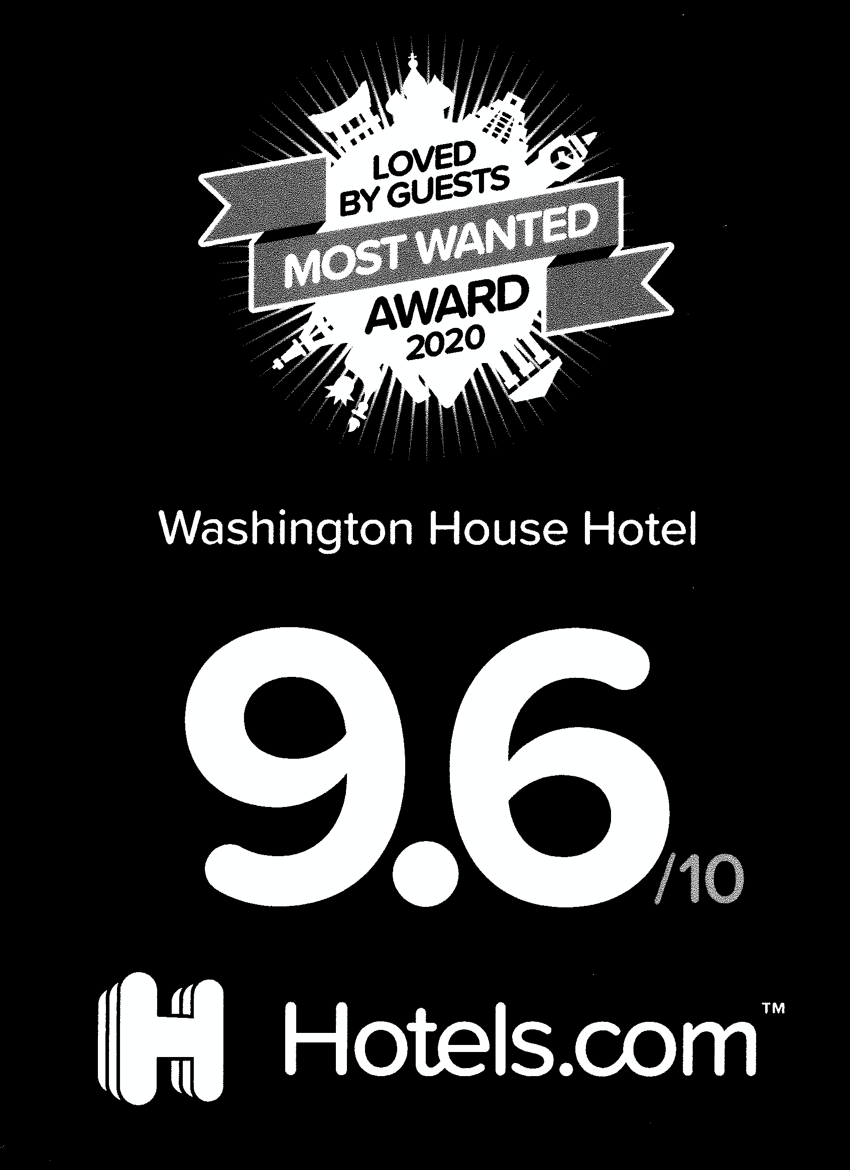 Hotels.com rated