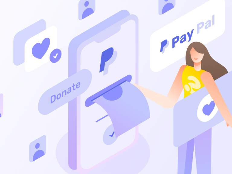 Create a PayPal Donate Button for your website