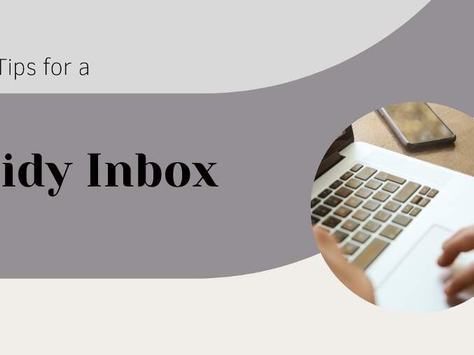 Productivity: Top Tips for Tidy Inbox