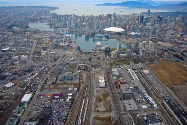 The False Creek Flats Economic Development Strategy and the Vancouver Economic Commission