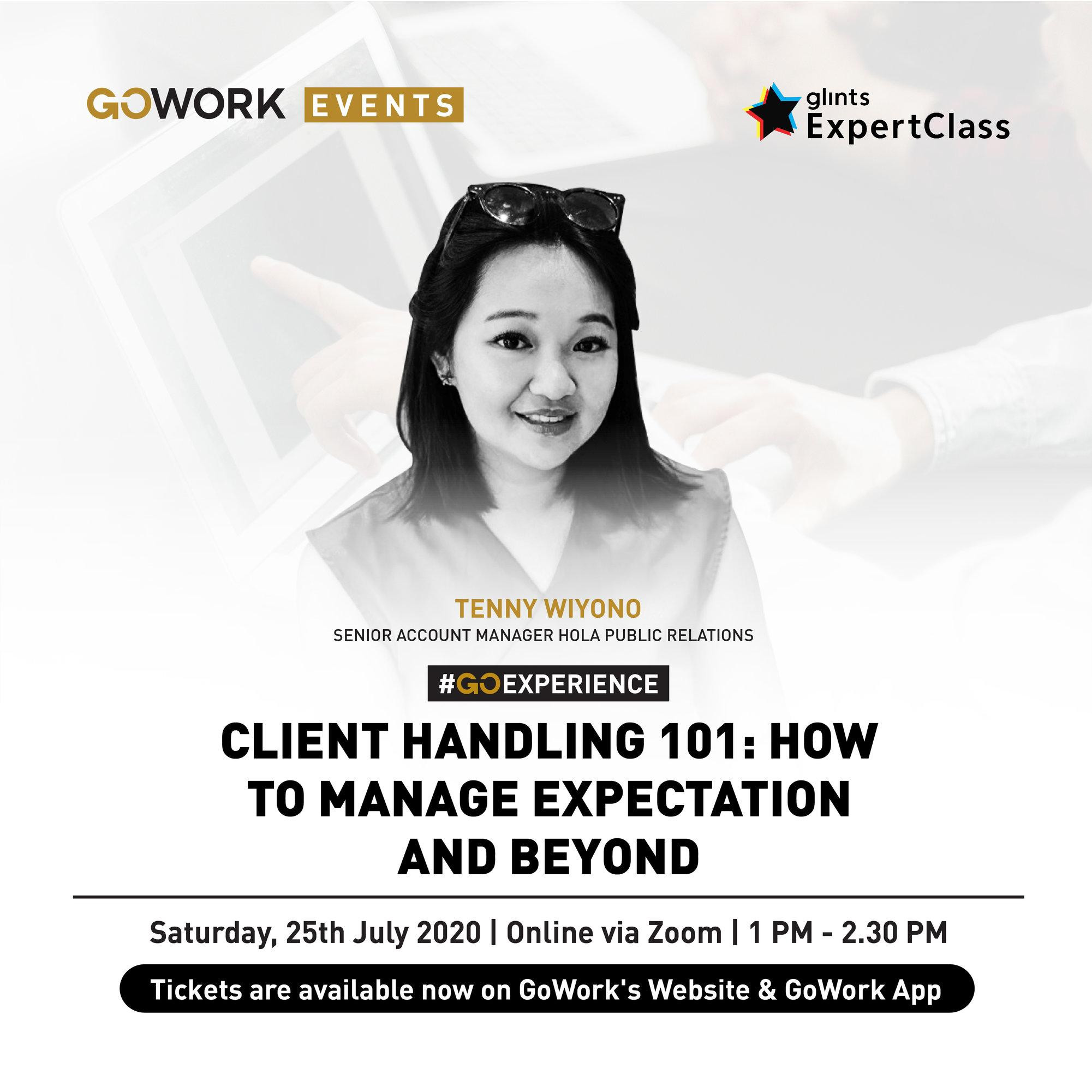 Client Handling 101: How To Manage Expectation & Beyond