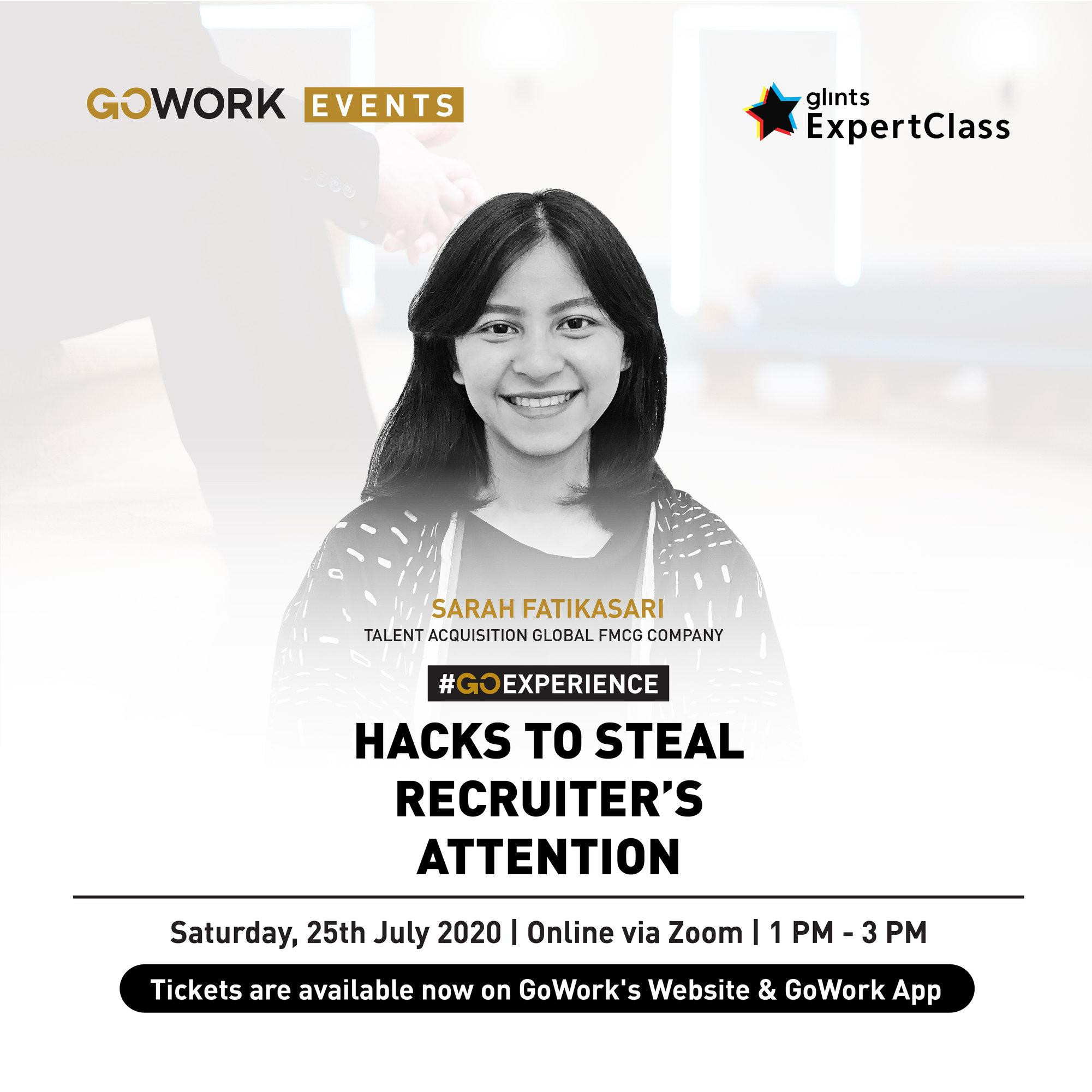 Hacks To Steal Recruiter's Attention