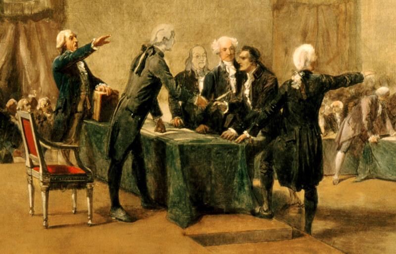 Forefathers Debating