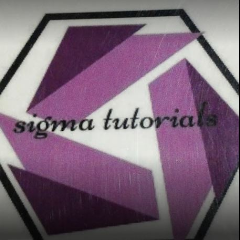 Sigma Tutorials